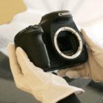 仕入れた中古カメラの検品方法とは