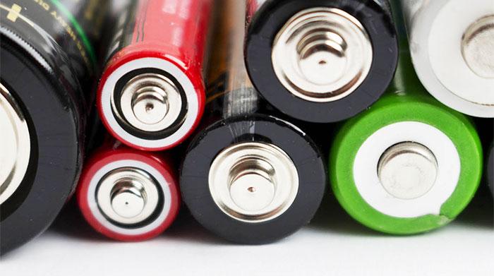 電池の規格は世界共通