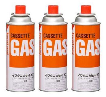 カセットコンロ用CB缶